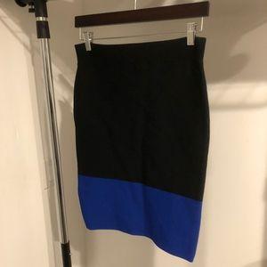 BCBG Pencil Skirt Bandage Large